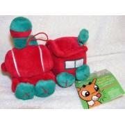 "Rudolph Island Of Misfit Toys 6"" Plush Misfit Train Cvs Bean Bag From 1998"