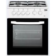 Beko cucina css42014fw Cucine a gas Forno elettrico