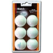 Mingi ping pong NB MATCH 40mm (set de 6)