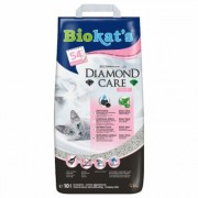 Lettiera Biokat's Diamond Care Fresh - paletta igienica per lettiere Ultra