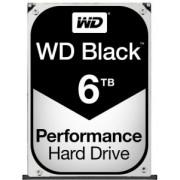 HDD Western Digital Black SATA 3 6TB 7200 Rpm 3.5 Inch