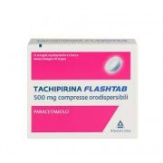ANGELINI SpA Tachipirina Flashtab 500 Mg