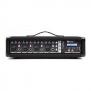 PDM-C405A Mixer 4 Canali Con Amplificatore, Porta USB E Slot Per SD