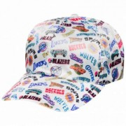 Mitchell & Ness All-Over Dad Western Conference Teams Cappello 6LULNG18362-NB...