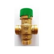 """Honeywell TM50 termosztatikus keverõszelep forrázás elleni védelemmel 3/4"""" külsõ menet"""