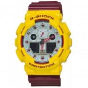 Reloj Casio G-SHOCK GA_100CS_9A Morado