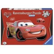 Puzzle fulgerul Mcqueen, 72 piese Ravensburger