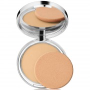 Clinique Stay-Matte Sheer Pressed Powder Oil-Free 7.6g - Honey Wheat