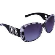 D&G Over-sized Sunglasses(Violet)