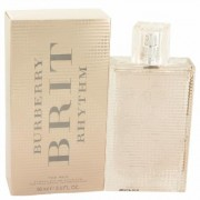 Burberry Brit Rhythm Floral For Women By Burberry Eau De Toilette Spray 3 Oz
