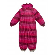 MINYMO 89 -Snowsuit With 2 Zippers Barnoverall Rosa MINYMO