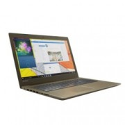 "Лаптоп Lenovo IdeaPad 520 (81BF004EBM)(бронз), четириядрен Kaby Lake R Intel Core i7-8550U 1.8/4.0 GHz, 15.6"" (39.62 cm) Full HD IPS Display & GF 940MX 2GB, 8GB DDR4, 1TB HDD, 1x USB-Type C, Free DOS, 2,2 kg"