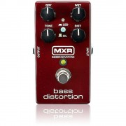 MXR M85 Bass Distortion Pedais para baixo