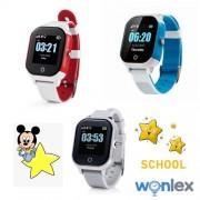 WONLEX® Inteligentné hodinky GW700S/FA23 OLED s telefónom a GPS pre deti