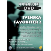 Svenska Favoriter 2. 16 låtar