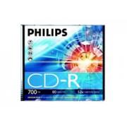 Philips CD-R80 Slim írható CD