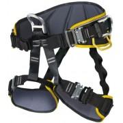Singing Rock Sit Worker 3D Speed Barva: černá/žlutá, Velikost: M/L