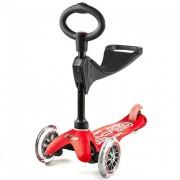 3in1 Mini Micro Deluxe roller- piros