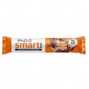 PhD Nutrition Ltd. Smart Bar Chocolate com Manteiga de Amendoim PhD 64g