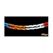 Ghirlanda multicolora 3m