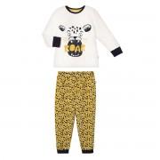 Petit Béguin Pyjama garçon manches longues Kumba - Taille - 6 ans