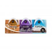 Odorizant camera minigel Ardor 3x60gr pepene/lavanda/linen