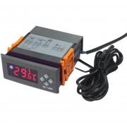 EW Controlador de temperatura con termómetro digital Termostato regulador térmico