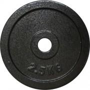 Диск за щанга 2.5 кг. Ø25 мм.