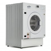 Smeg Cucina WDI14C7 Integrated Washer Dryer - White