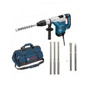 Bosch Pack Marteau perforateur BOSCH GBH 5-40 DCE + Accessoires 06159975X1 - Bosch
