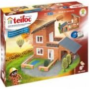 Set de constructie Teifoc Villa With Garage