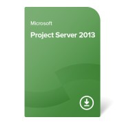 Microsoft Project Server 2013 OLP NL, H22-02465 elektroniczny certyfikat