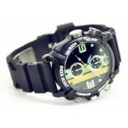 Скрита камера в ударо и влагоустойчив часовник модел W202