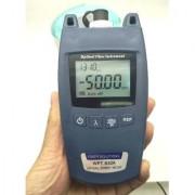 handheld MINI WPT 830A FTTH Fiber Optic Power Meter with FC universal connector power meter Fiber optic tester