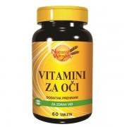 Natural Wealth Vitamini za oči tablete