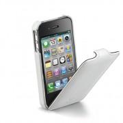 Cellular Line Apple Iphone 4/4s Flipcase Leder