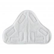 Louiwill Almohadillas Lavables De La Fregona Del Vapor De La Microfibra Para Chenille X5 / H20 (blanco)