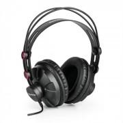 Auna HR-580 auriculares de estudio cascos Over-Ear cerrados rojos (BTF11-HD-580-rd)