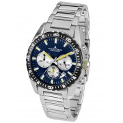 Ceas barbati Jacques Lemans 1-1801M Liverpool Chrono 41mm 10ATM