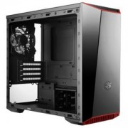 Кутия Cooler Master, MasterBox Lite 3.1 TG, Mini Tower, Micro ATX, Mini ITX, без захранващ блок, черен, CM-CASE-MCW-L3S3-KGNN-00