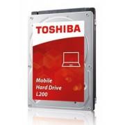 Disco interno Toshiba 500GB L200 5400rpm 2.5pol SATA II - HDWJ105UZSVA