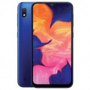 "Samsung Smartphone Samsung Galaxy A10 Sm A105f Dual Sim 32 Gb Octa Core 6.2"" 4g Lte Wifi Bluetooth Refurbished Blue"