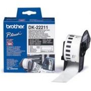 Brother DK22211 folytonos papírszalag, 29mm, 15,24m