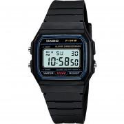 Reloj CASIO F-91W-1X Classic Collection Digital Retro-Negro