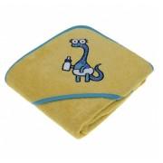 Capa de Baño Katuki 100 X 100 Amarilla Braquios