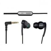 Auriculares intra-auriculares Sony MH-EX300AP - Preto