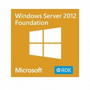 HPE Microsoft Windows Server 2012 R2 Foundation Reseller Option Kit en/ru/pl/cs SW
