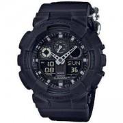 Мъжки часовник Casio G-shock GA-100BBN-1AER