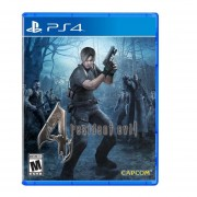 PS4 Juego Resident Evil 4 Compatible Con PlayStation 4
