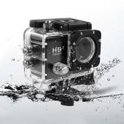 SJCAM SJ5000 12MP FHD 1080P 2,0 pouces LCD LTPS écran imperméable à l eau HD caméra DV avec objectif 170 degrés Grand angle (noir)